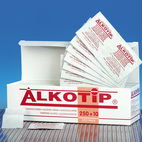 Alkotip250stks