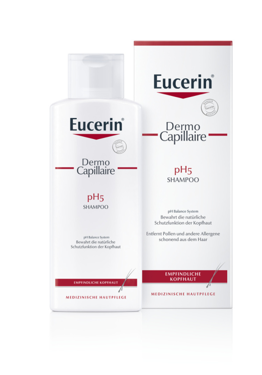 Eucerin DermoCapillaire pH5 Milde Shampoo-3