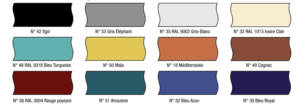 Kleurenonderzoekstafel