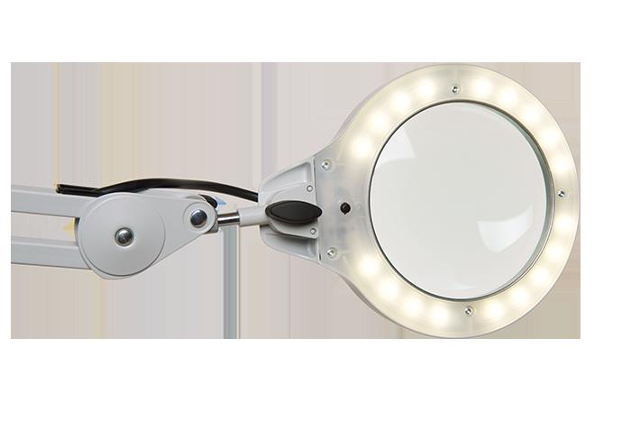 Loupelamp LFM LED G2-II