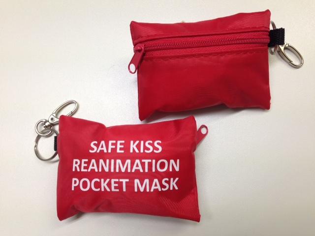 Safe Kiss sleutelhanger dubbel-2