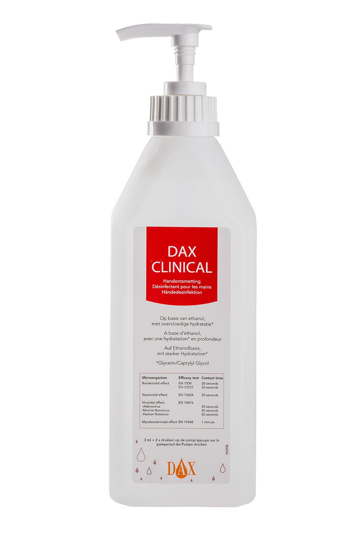 DAX Clinical Handontsmetting 600 ml 774-15